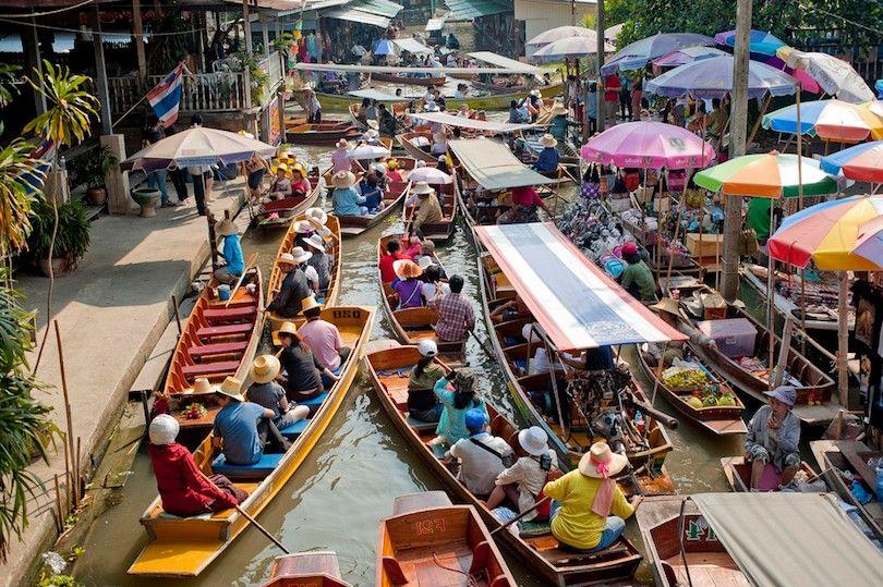 Gran Gira Por Tailandia