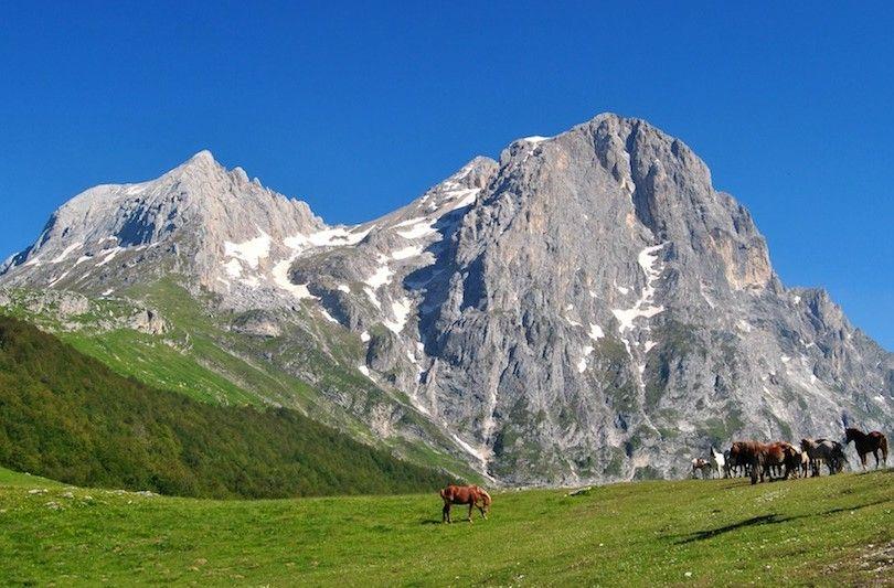 Gran Sasso Y Monti Della Laga Parque Nacional