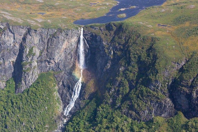 Gros Morne Parque Nacional