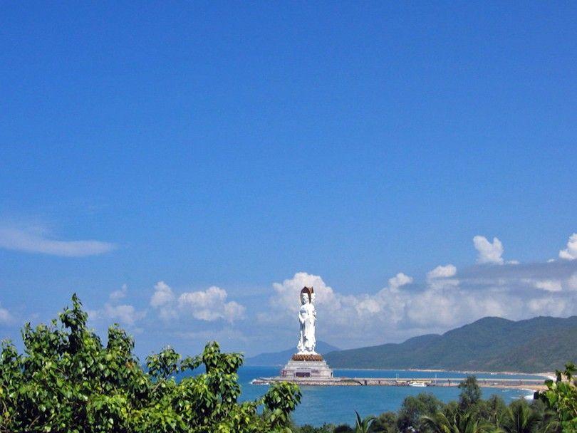 Guan Yin Estatua