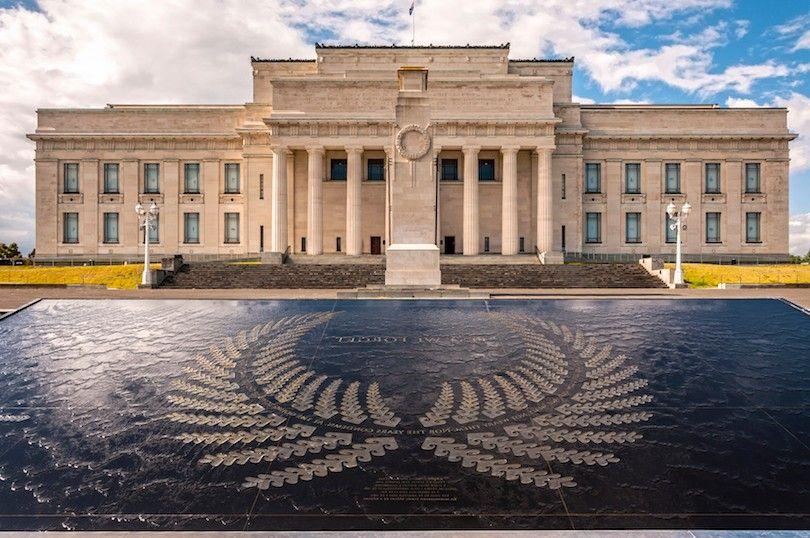 Guerra De Auckland Museo De La Memoria