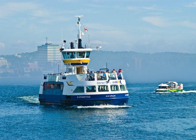 Halifax Ferry Del Puerto
