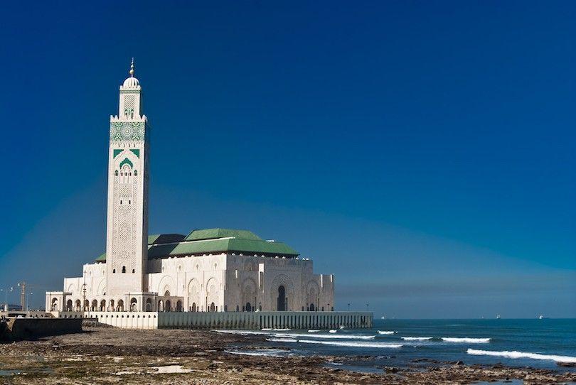 Hassan Ii Mezquita