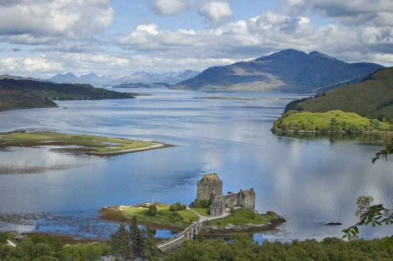 Highlands Escocesas