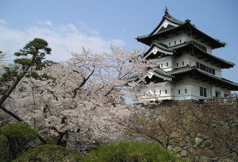 Hirosaki Castillo