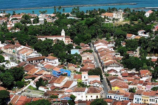 historic city of olinda