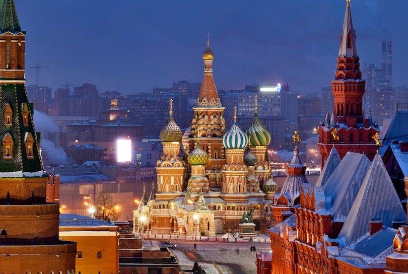 Hotel De Moscú Ritz Carlton