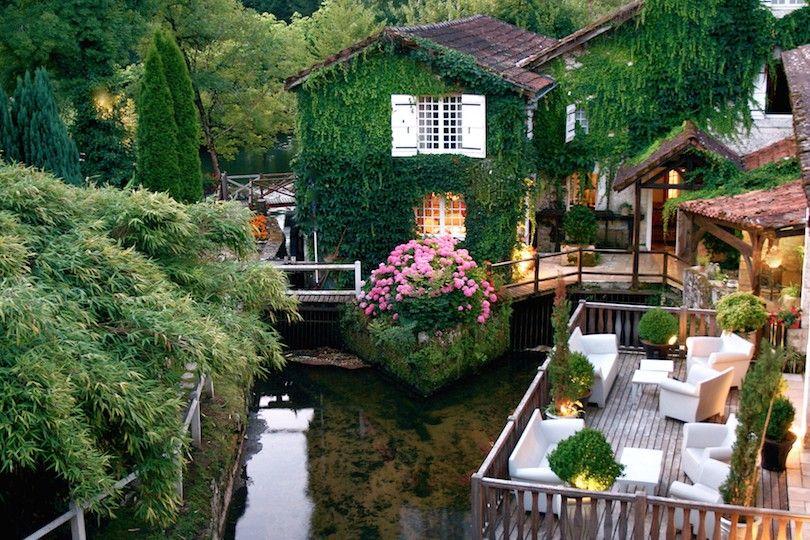 Hotel Le Moulin Du Roc