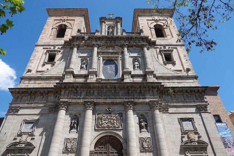 Iglesia De San Ildefonso De Toledo