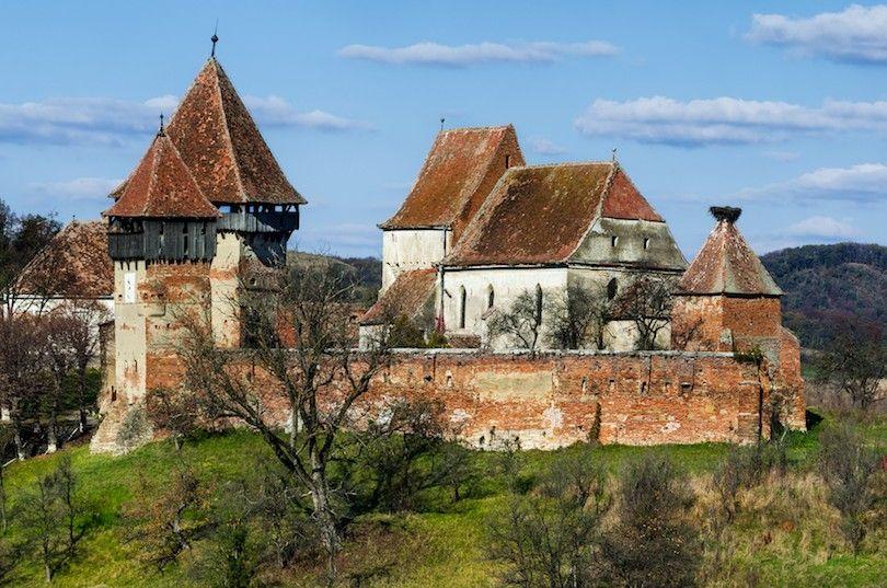 Iglesias Fortificadas