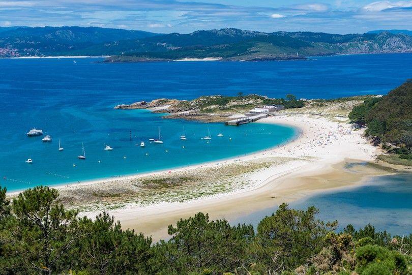 Islas Atlánticas De Galicia Parque Nacional