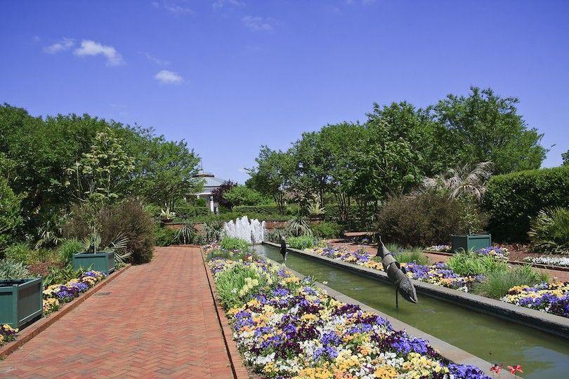 Jardín Botánico Daniel Stowe