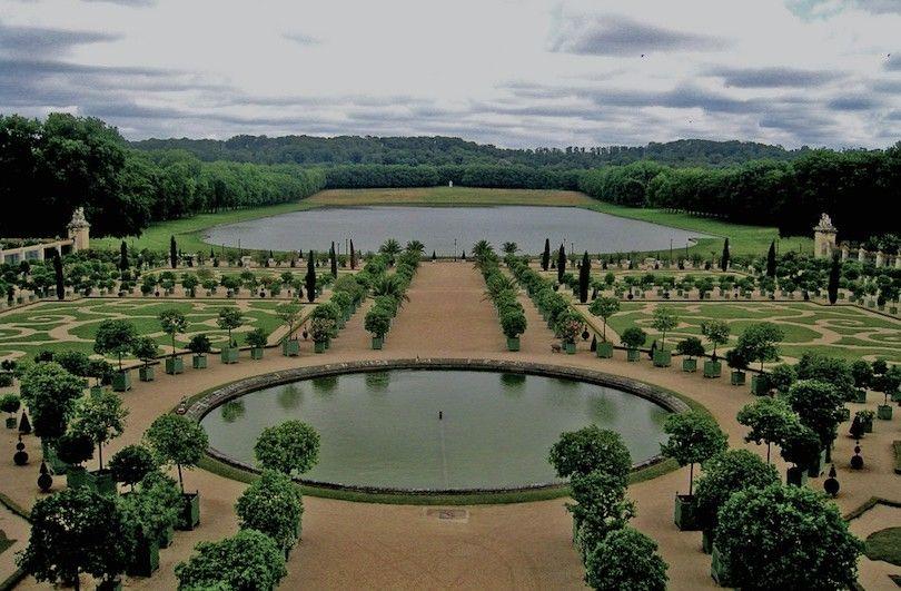 Jardines De Versalles 1