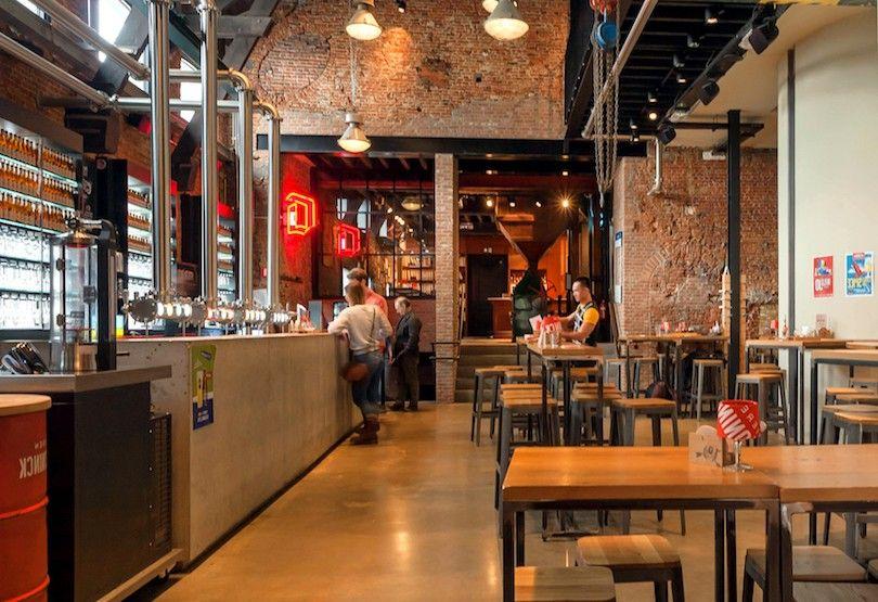 Koninck De Antwerp City Cervecería