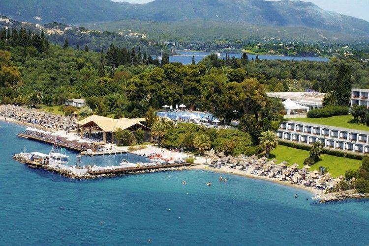 Kontokali Bay Resort Y Spa