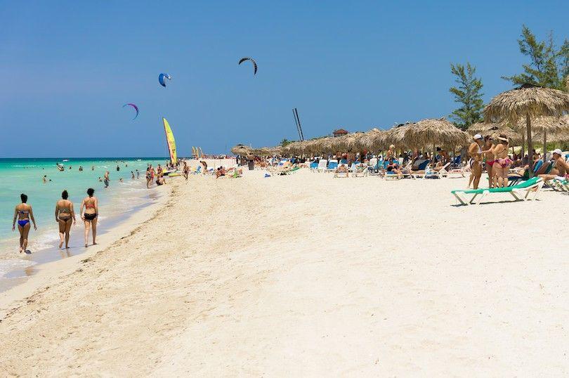 La Playa De Varadero