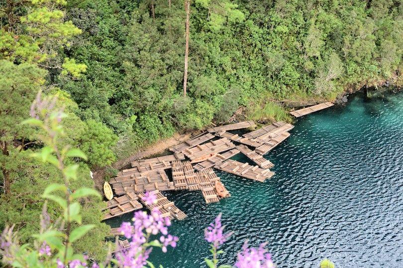 Lagunas De Montebello Parque Nacional