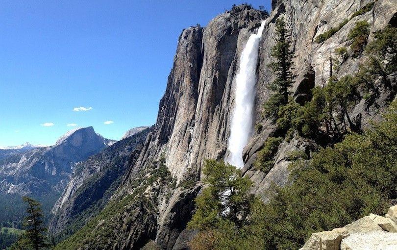 Las Cataratas De Yosemite