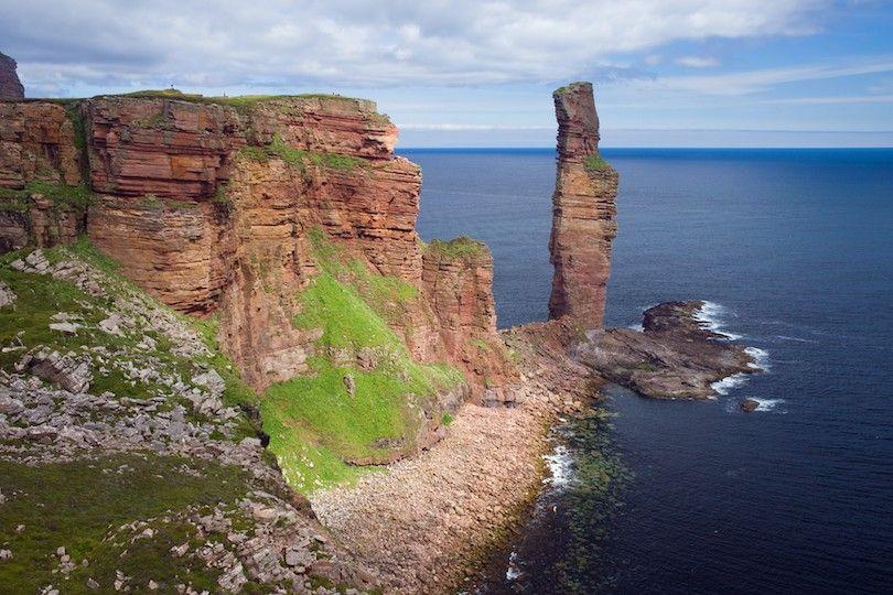 Las Orcadas Escocia