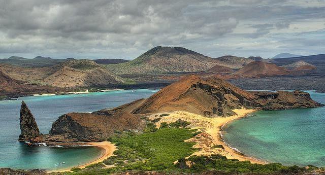 Lejanía De Las Islas Galápagos