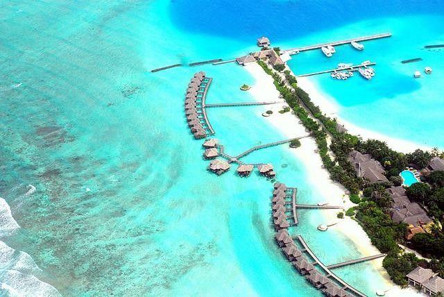 Luna Llena Maldivas