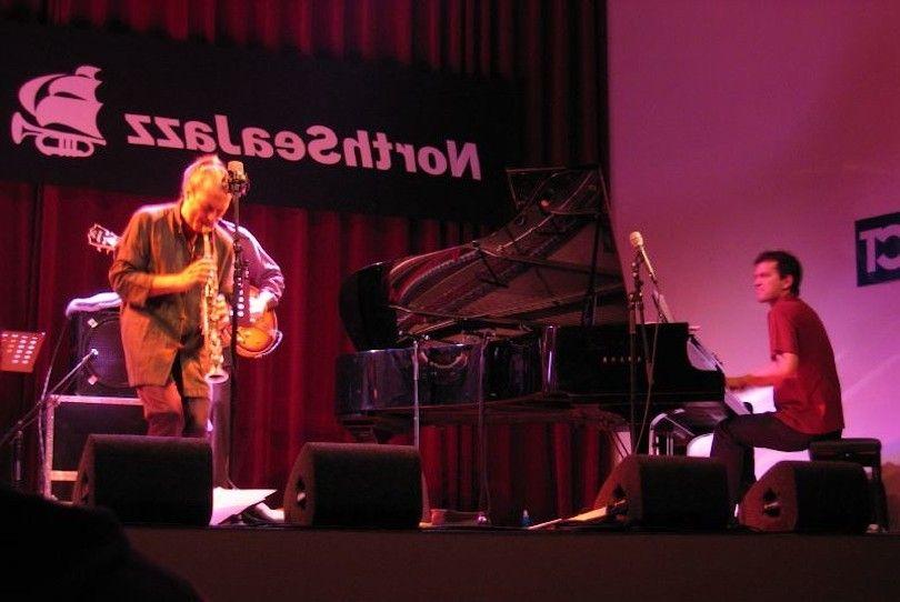 Espectaculo de jazz