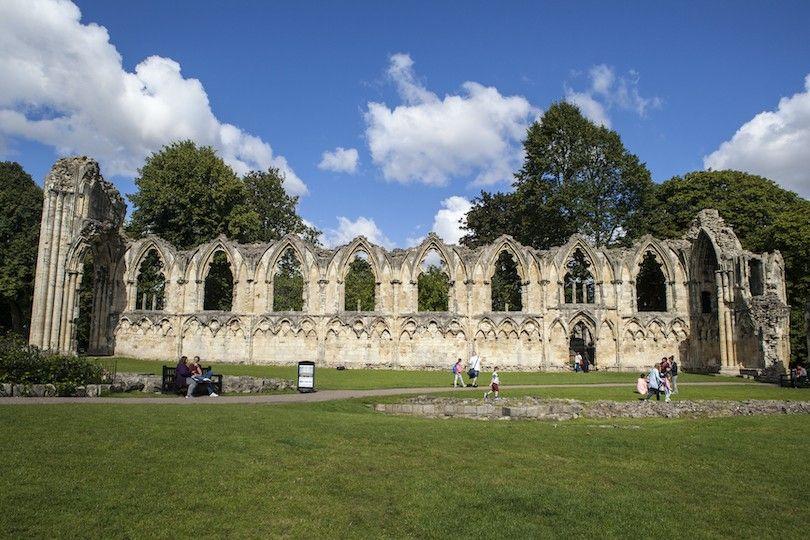 Marys Abadía De San