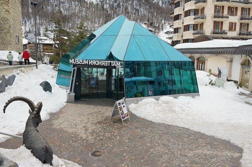 Matterhorn Zermatt Museo