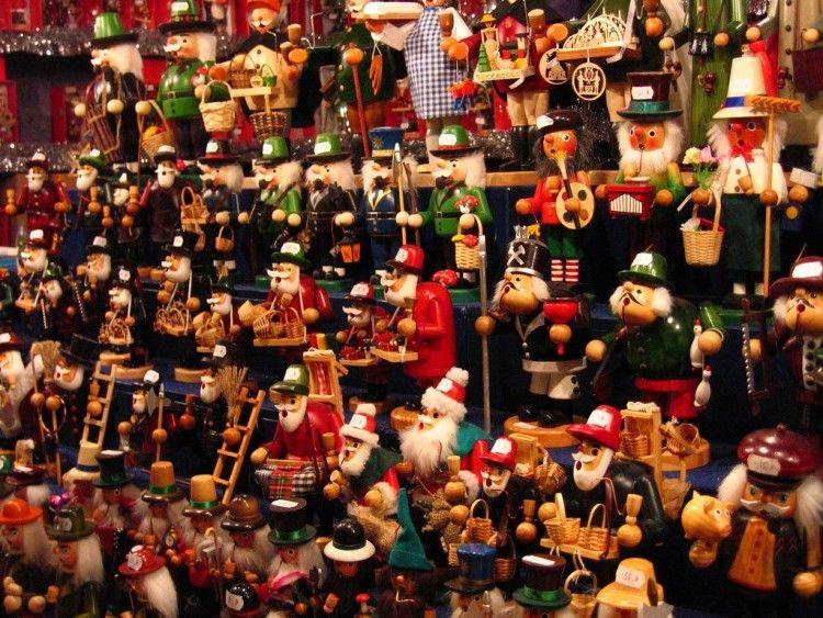 Mercado De Nuremberg Navidad