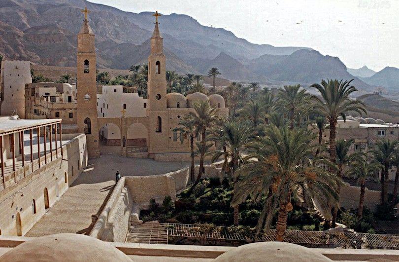 Monasterio De San Antonio Egipto