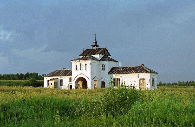 Monasterio Kozheozersky