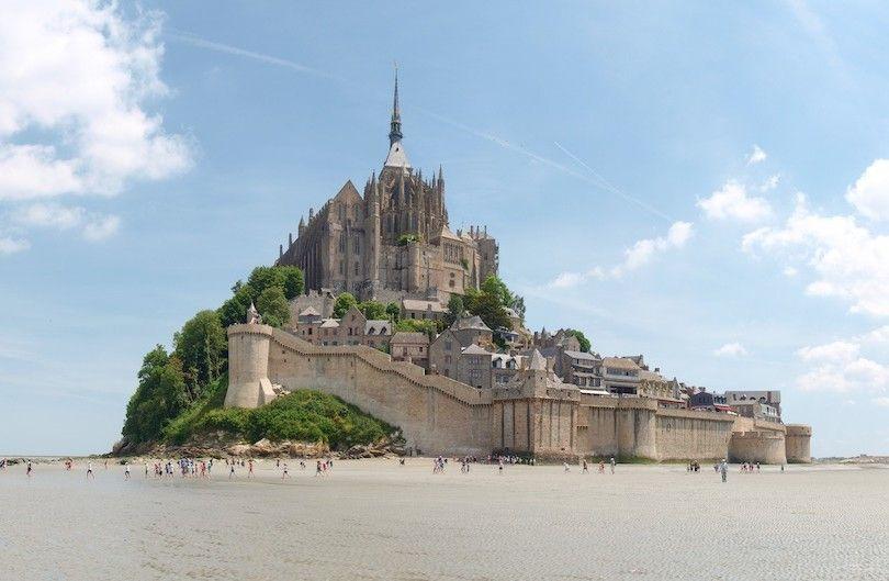 Mont Saint Michel Abadía