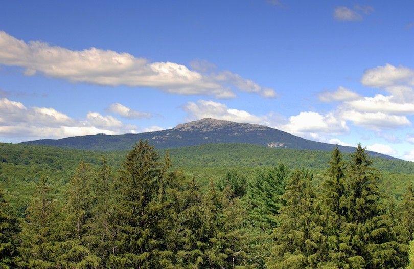 Montar El Parque De Estado Monadnock