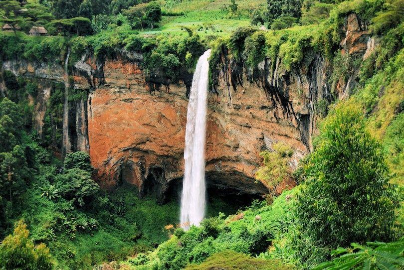 Monte Elgon Parque Nacional