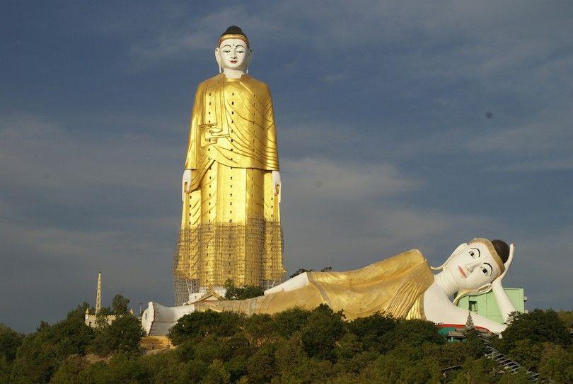 Monywa Budas