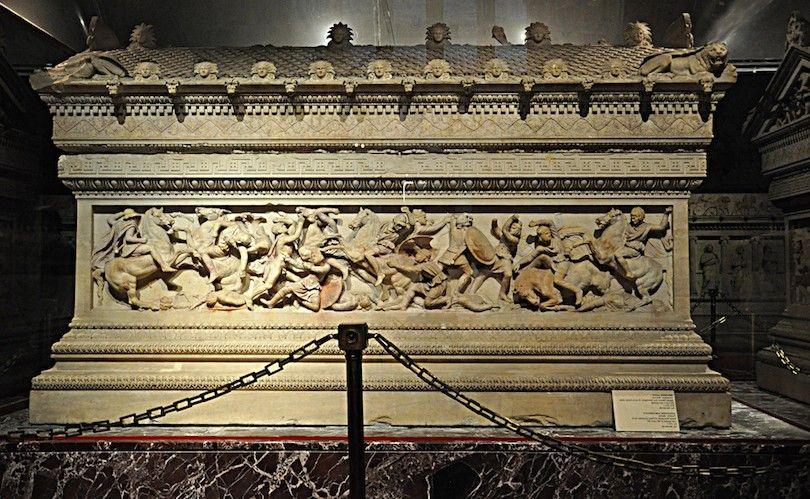 Museo Arqueológico De Estambul
