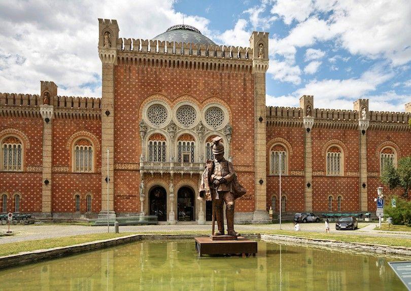 Museo De La Historia Militar De Viena