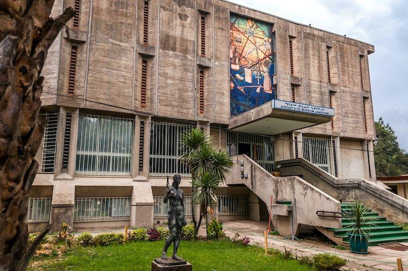 Museo Nacional De Etiopía