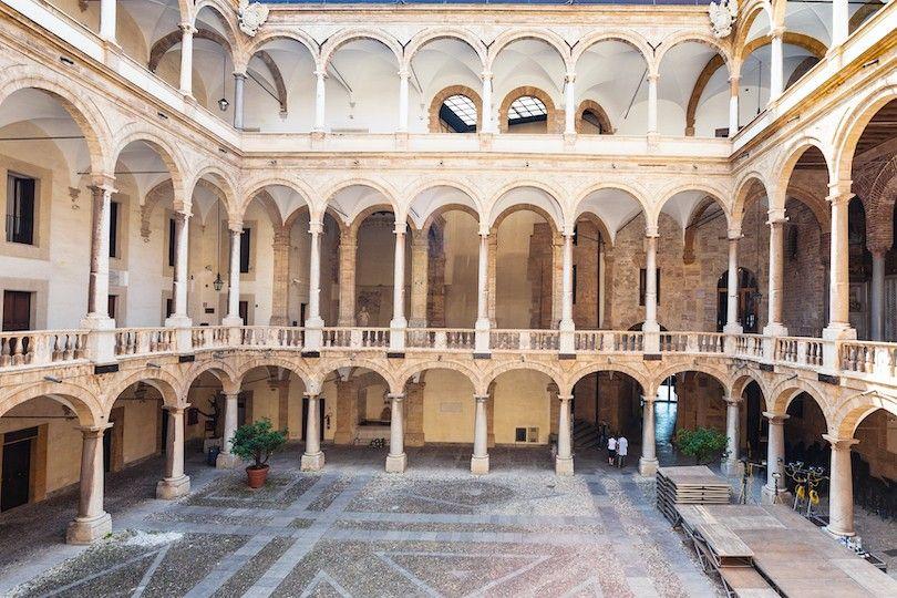 Norman Palacio De Palermo