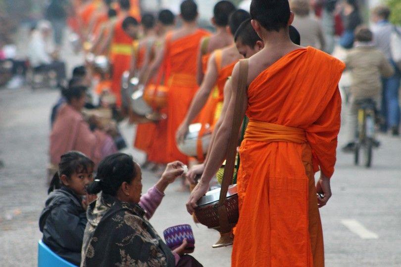 Norte De Tailandia Combina Con Laos