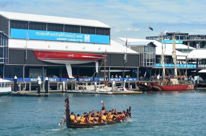 Nuevo Museo Marítimo Zelanda