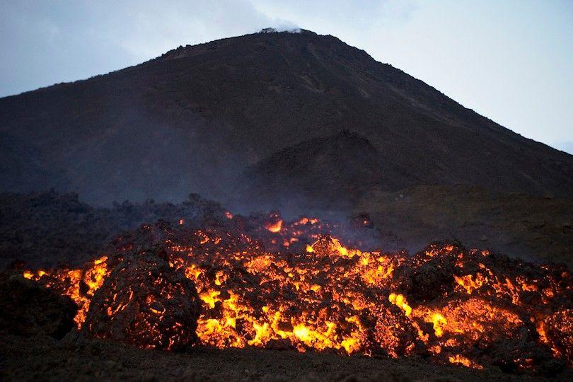 Pacaya Volcan