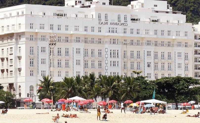 Palacio Copacabana