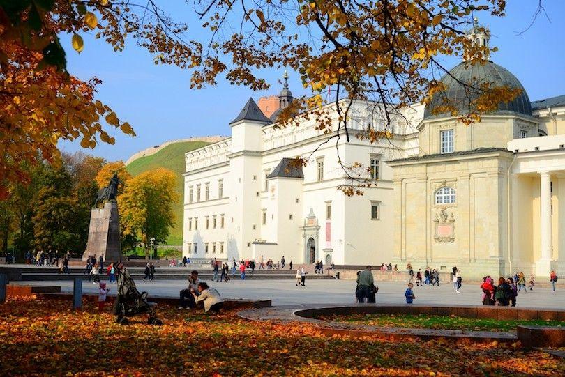 Palacio De Los Grandes Duques De Lituania