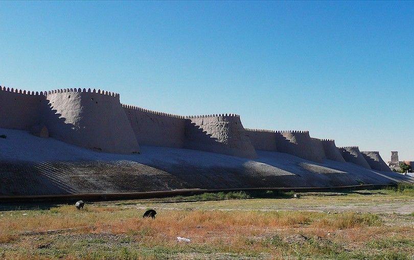 Pared Khiva