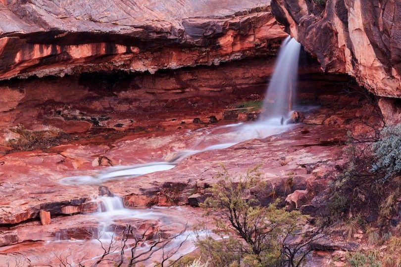Parque De Estado De La Roca Roja