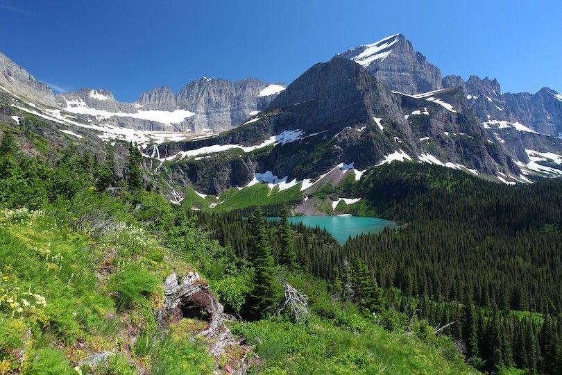 Parque Nacional De Glaciar