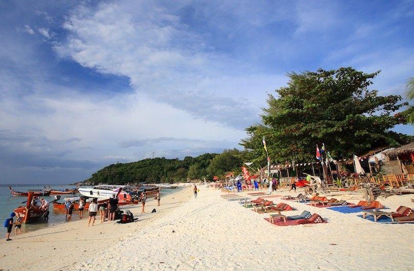 Pattaya Beach Ko