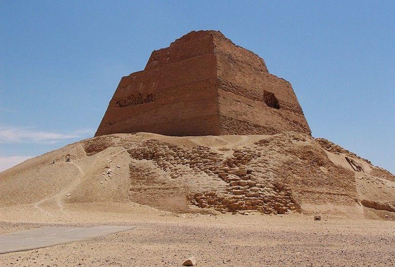 Pirámide De Meidum
