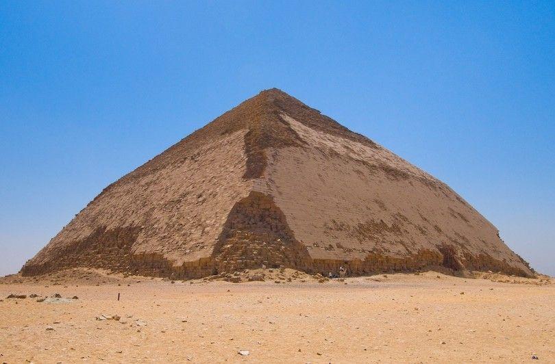 Pirámide Doblada